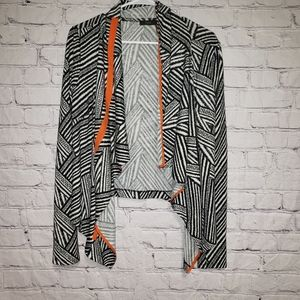 THML Open Striped Cardigan